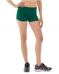 Fiona Fitness Short-31-Green